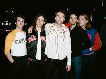 The Vaccines + Deap Vally picture