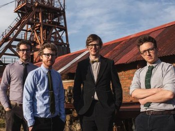 Public Service Broadcasting + Girls In Hawaii picture