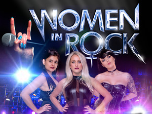 Women In Rock artist photo