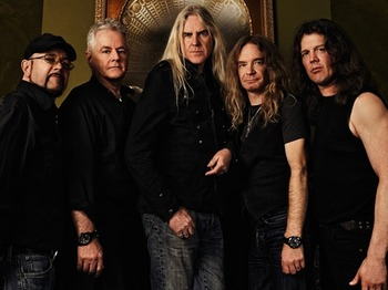 Warriors Of The Road - 35th Anniversary World Tour: Saxon + Hell + Beyond The Black picture