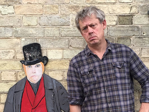 Graham Fellows artist photo