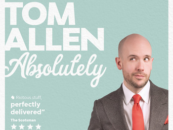 Tom Allen Absolutely: Tom Allen picture