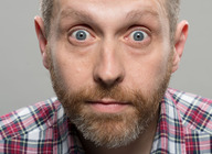 Dave Gorman: Harrogate PRESALE tickets available now