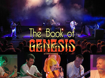 The Book Of Genesis picture