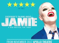 WIN tickets to see new musical sensation Everybody's Talking About Jamie in the West End!
