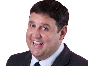 Peter Kay artist photo