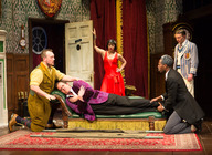 The Play That Goes Wrong - Win a pair of tickets for the West End