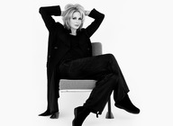 Joanna Lumley artist photo