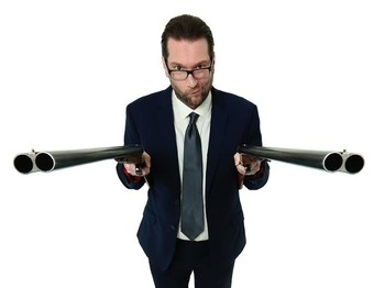 The Comedy Cow - Edinburgh Preview Shows: Gary Delaney, Vikki Stone picture