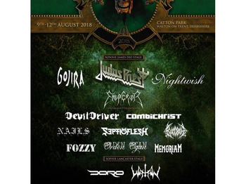 Bloodstock Open Air 2018 picture