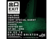 Exit Records: Calibre, dBridge, Skeptical event picture