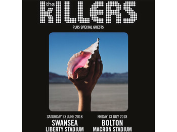 The Killers picture