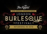 London Burlesque Festival: Get 50% off tickets!