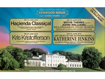 Last Night Of The Kenwood Proms: Katherine Jenkins OBE, Royal Philharmonic Orchestra (RPO) picture