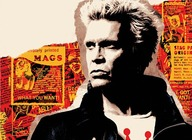 Billy Idol artist photo