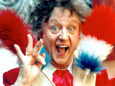 Sir Ken Dodd artist photo