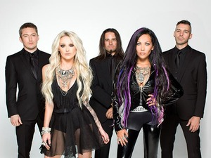 Butcher Babies artist photo