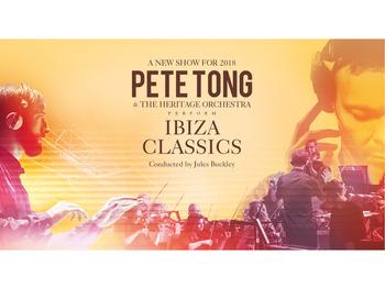 Pete tong presents ibiza classics tickets the sse hydro for Ibiza classics heritage orchestra