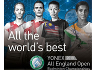 Yonex All England Open Badminton Championships artist photo