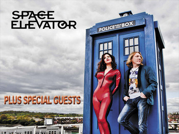 Space Elevator live at Eleven: Space Elevator plus special guests picture