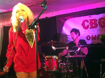 Debbie Does The Rotherham Real Ale And Music Festival!: Bootleg Blondie picture