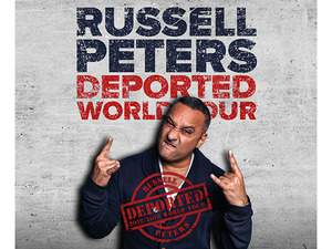 Russell Peters artist photo