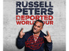 Russell Peters tickets now on sale
