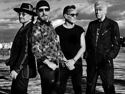 U2 tour dates in Australia