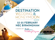 The Destination Wedding and Honeymoon Show: Get 40% off tickets!