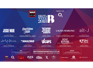 War Child BRITs Week 2018 artist photo