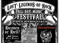 Lost Legends of Rock: Stone Deaf Forever, Heaven or Hell, Hybrid Theory, G Force artist photo