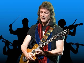 Genesis Extended Tour: Steve Hackett picture