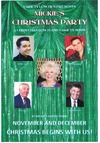 Flyer thumbnail for Mickie's Christmas Party: Mickie Driver, Mike Marandi, Mark Walsh, Kay Carman, Bob Curtis