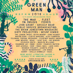 Flyer thumbnail for Green Man 2018