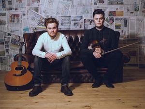 Greg Russell & Ciaran Algar artist photo
