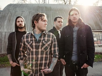 The Gaslight Anthem + Japandroids picture