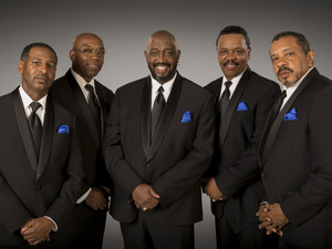 The Temptations artist photo