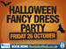 Halloween Fancy Dress Party event picture