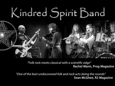 Kindred Spirit artist photo