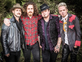 The Southern Hospitality Shows: Black Stone Cherry picture