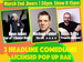 Keynsham Comedy Club Smiley Spaces: Dave Johns, Michael Fabbri, Chris Betts event picture
