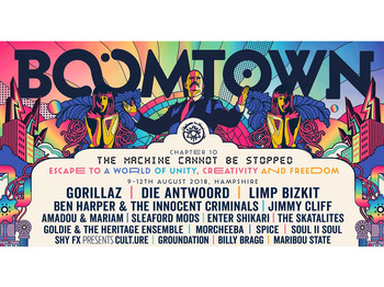 Boomtown Fair 2018 picture