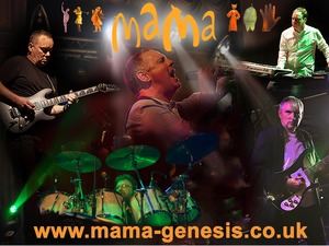 Mama: An Evening of Genesis artist photo