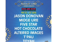 Here And Now Festival ft. Jason Donovan PRESALE tickets available now
