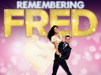 Remembering Fred: Aljaz & Janette picture