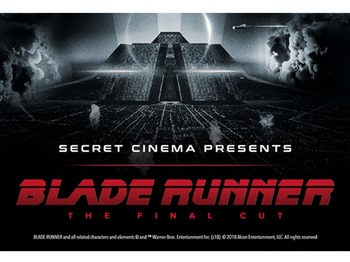 Blade Runner – The Final Cut: Secret Cinema picture