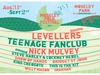 Moseley Folk Festival added Levellers to the roster