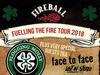 Fireball - Fuelling The Fire Tour announced Flogging Molly, face to face & Lost In Stereo